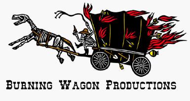 Burning Wagan Logo